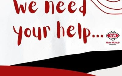 New World Glenview Needs Your Help